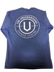 Carolina Blue Long Sleeve T-Shirt - Underground Gear Shop
