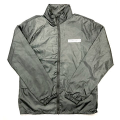 Grey Underground Windbreaker Jacket - Underground Gear Shop