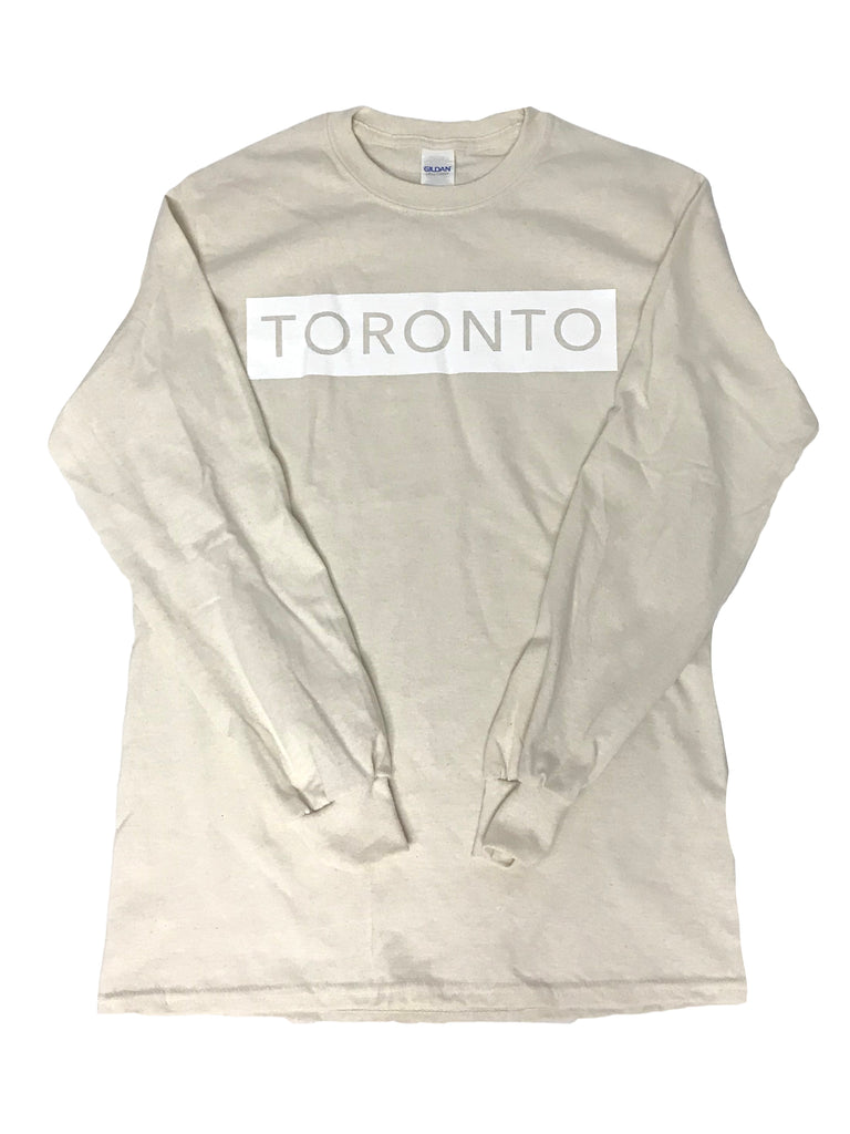 Natural Long Sleeve T-Shirt - Underground Gear Shop