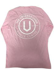 Pink Long Sleeve T-Shirt - Underground Gear Shop
