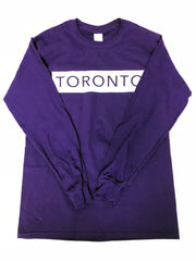 Purple Long Sleeve T-Shirt - Underground Gear Shop