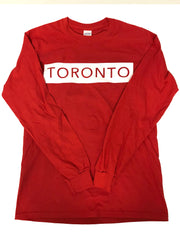 Red Long Sleeve T-Shirt - Underground Gear Shop