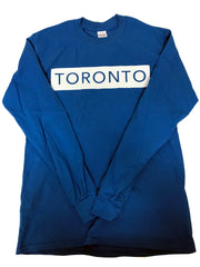 Royal Blue Long Sleeve T-Shirt - Underground Gear Shop