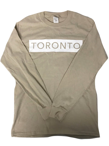 Sand Long Sleeve T-Shirt - Underground Gear Shop