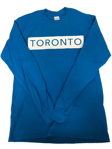 Sapphire Long Sleeve T-Shirt - Underground Gear Shop