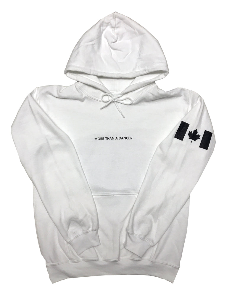 "LIMITED EDITION HOODIE - ""More Than A Dancer"" - Underground Gear Shop"