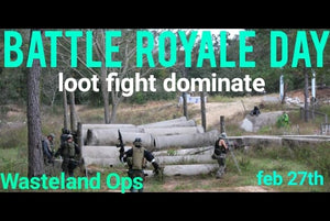 Battle Royale - Tickets
