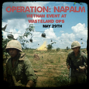 Operation Napalm - Tickets