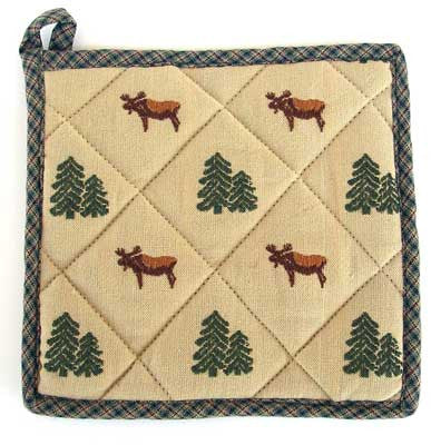 Northern Exposure Moose Pot Holder