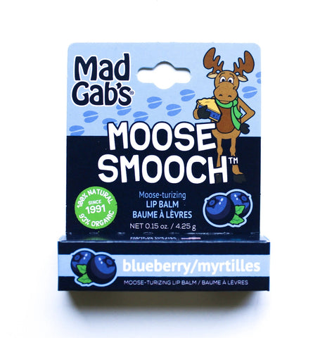 All Natural Moose Smooch Lip Balm