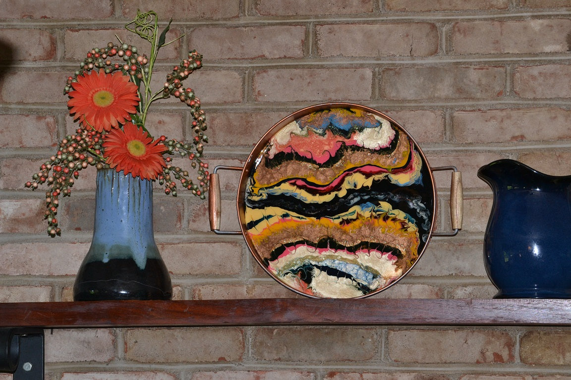 Decorative Trays & Bowls