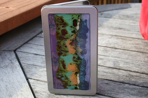 Tree Bark - Pencil Tin - PC17
