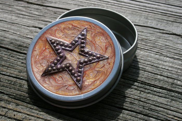 Copper Star - ro293