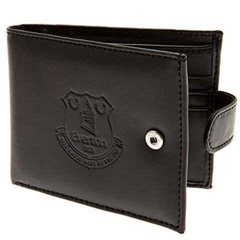 Everton F.C - Leather Wallet (RFID ANTI FRAUD)