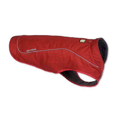 Ruffwear K-9 Overcoat Utility jacket Red Currant / XS