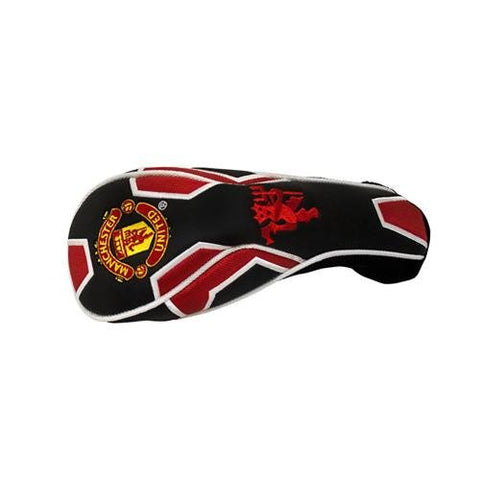 Manchester United Executive Golf Rescue Headcover - Black