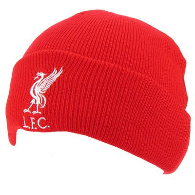c86c528cb03 Liverpool F.C. Bronx Knitted Hat TU - Cuff Red – Siam Selection