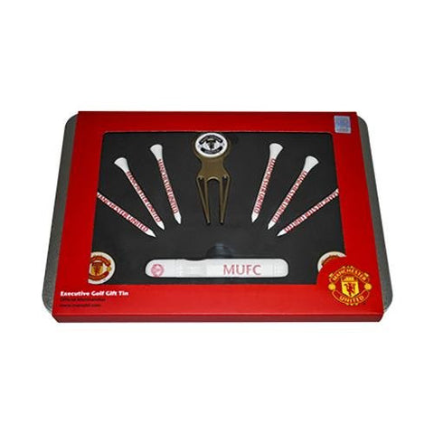 Manchester United Executive Golf Gift Set