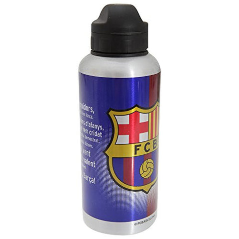 Barcelona Team Aluminium Drinks Bottle