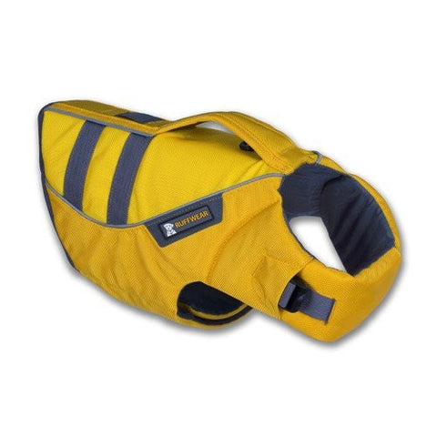Ruffwear K9 Float Coat, Extra Small, Dandelion Yellow