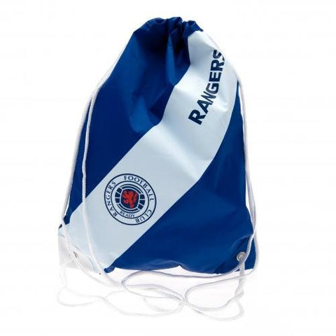 Rangers FC Official Football Gym Bag