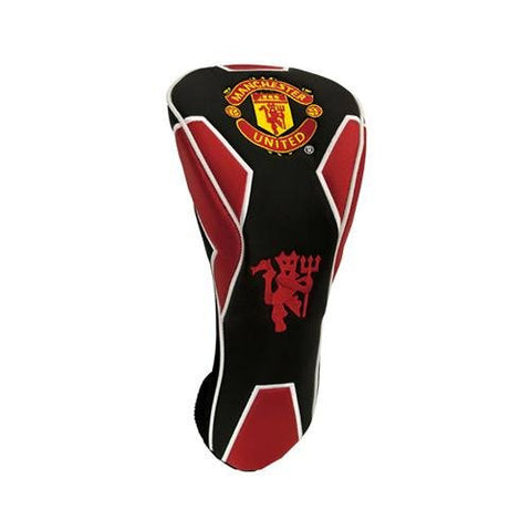 Manchester United Executive Golf Driver Headcover - Black