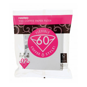 Hario V60 Filters<br>01, 02 and 03