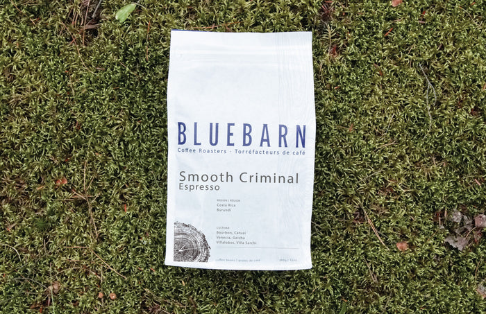 Smooth Criminal Espresso