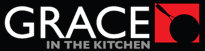 Grace in the kitchen logo