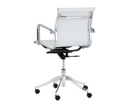 Madison Office Chair, Snow