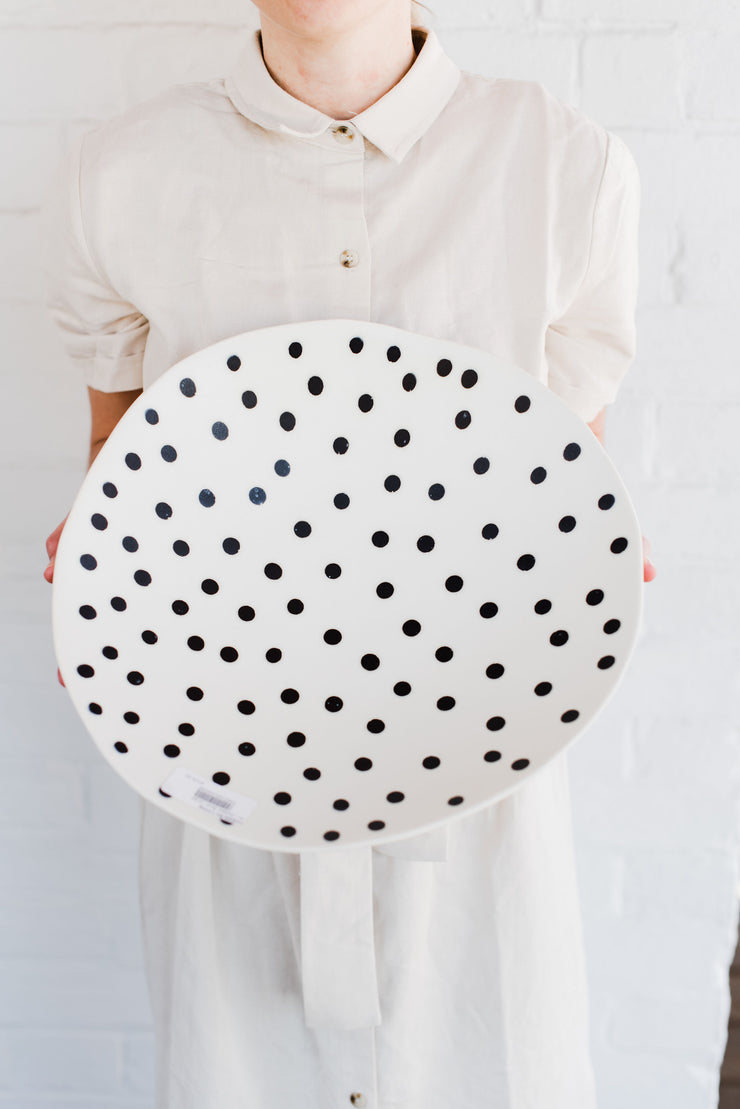 Jennifer Graham Polka Dot Bowl