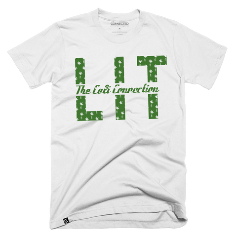 The Cali Connection - Lit T-Shirt