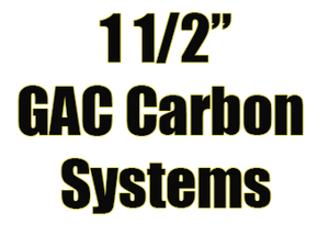 "1 1/2"" GAC Carbon Systems"
