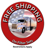 Free Shipping on Filter Sets