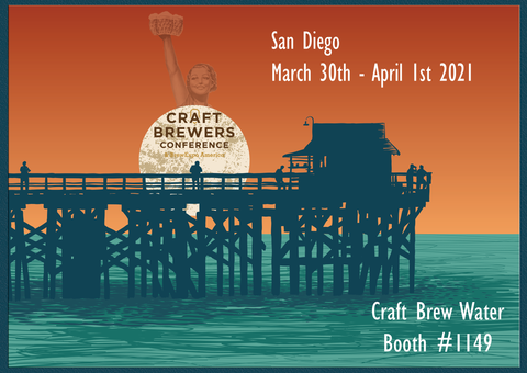 Craft Brewers Conference San Diego 2021