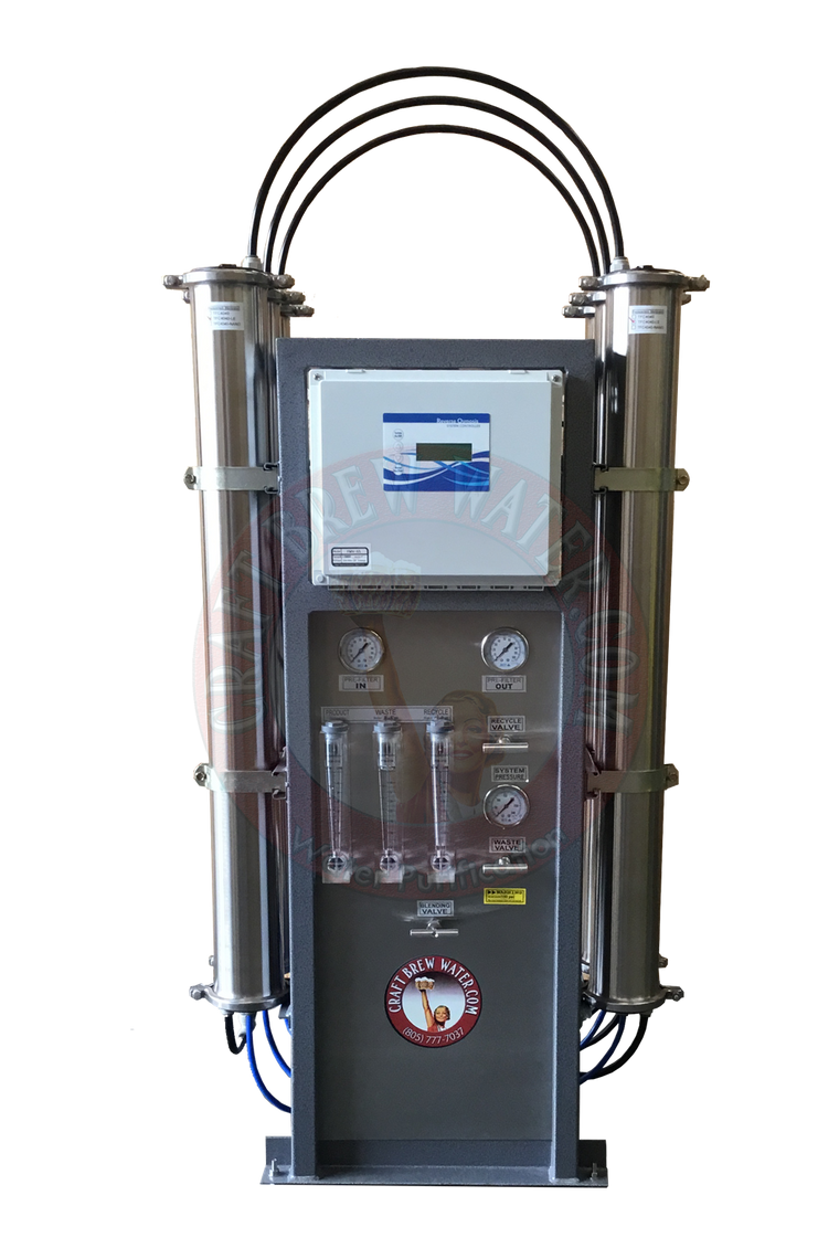 Craft Brew Water 10,000 Pro Reverse Osmosis System