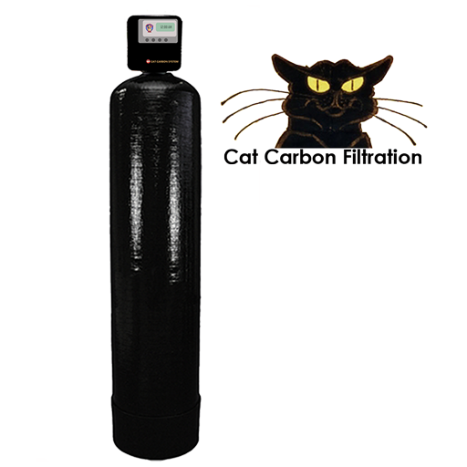 1 1/4 x 2.5 cubic foot Cat Carbon System