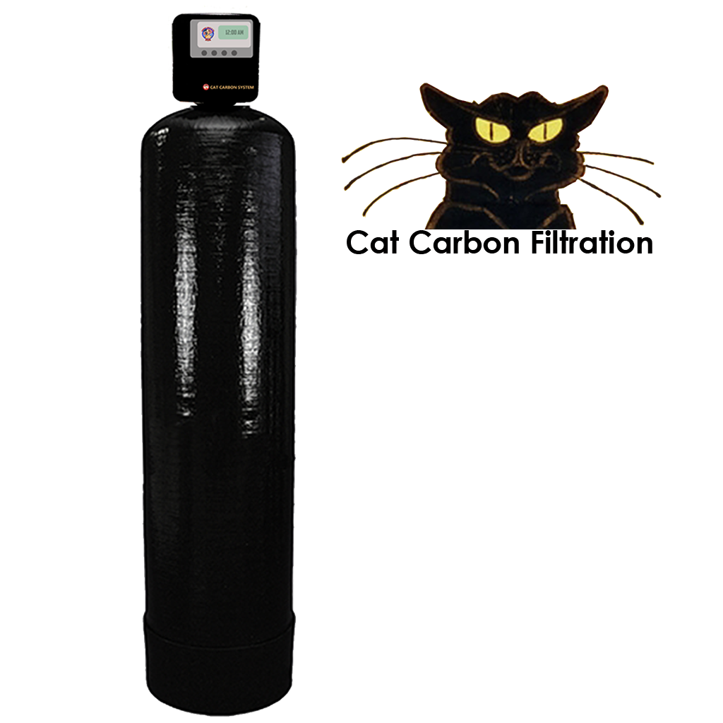 1' x 4 cubic foot Cat Carbon System