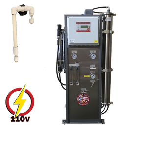 Craft Brew 4000 GPD Pro 110v, Float Switch Controlled Reverse Osmosis System