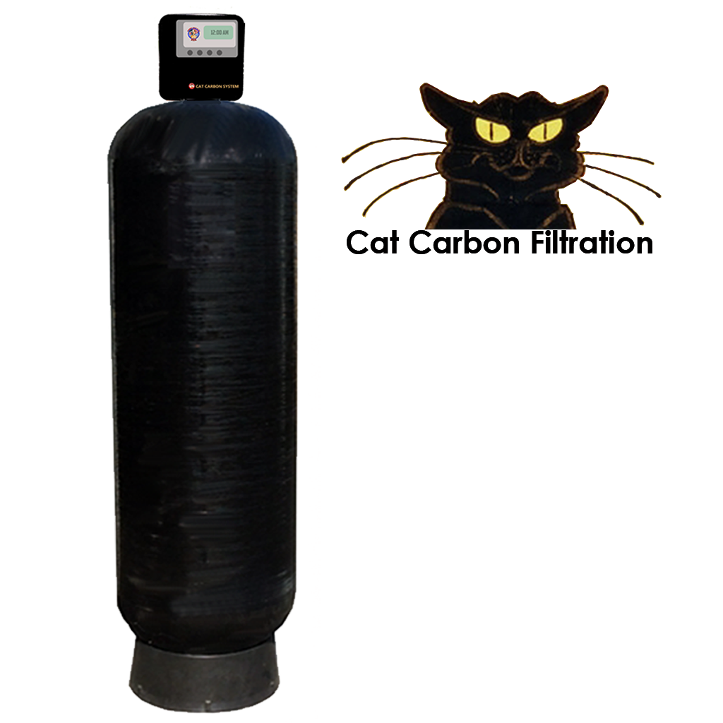 1 1/4 x 6cf Automatic Cat Carbon System