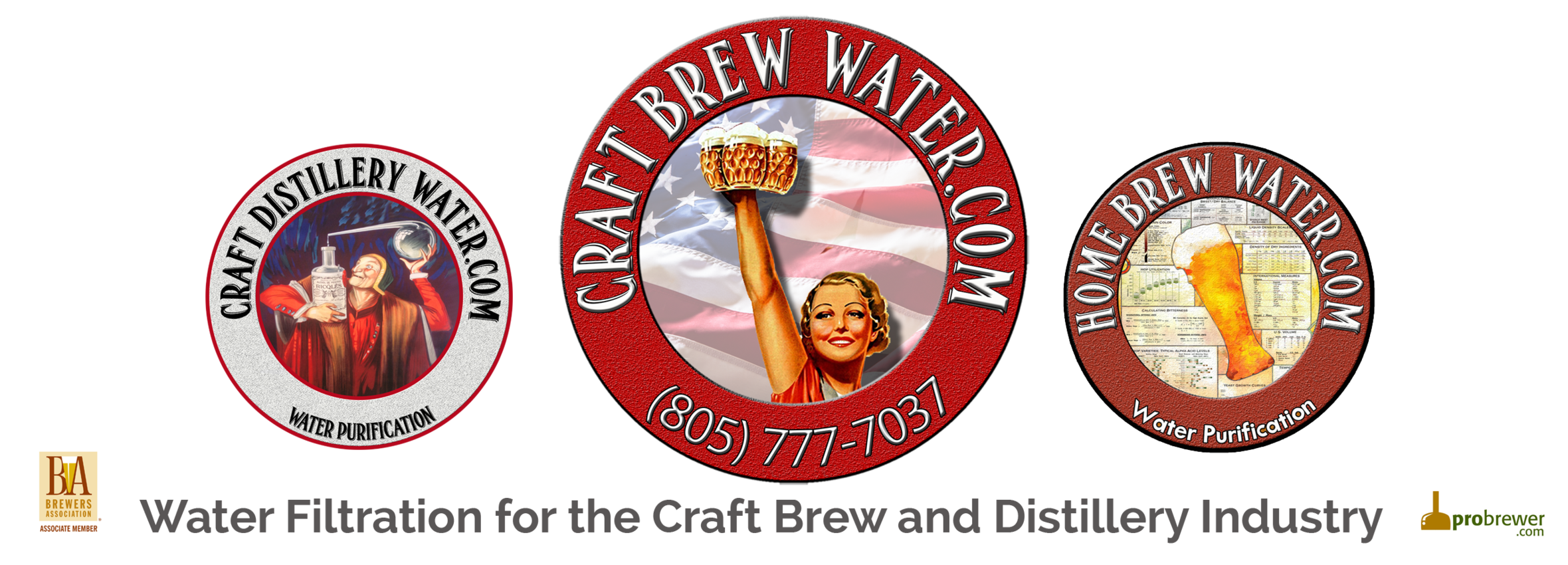 Craft Brew Water