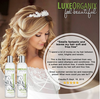 Image of LuxeOrganix Moroccan Argan Oil Shampoo & Conditioner - (8 oz SET)