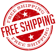 Image of Free Shipping On All Standard Orders