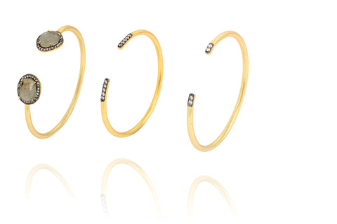 Joanna Bangle Set
