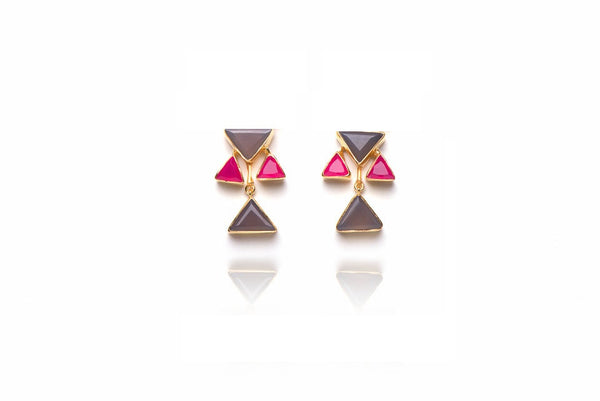 Fifth Avenue Drop Earrings