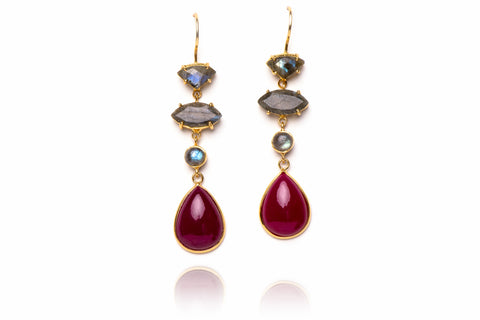 Grecian Drop Earrings