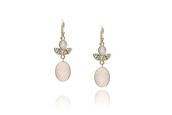 Alabaster Earrings