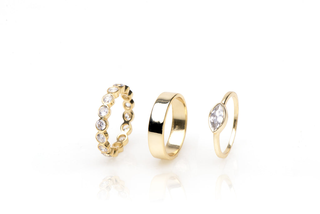 Frost Ring Set