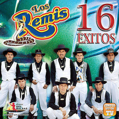 Remis (16 Exitos) BRCD-316