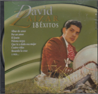 David Zaizar (18 Exitos) CDD-7509831500909